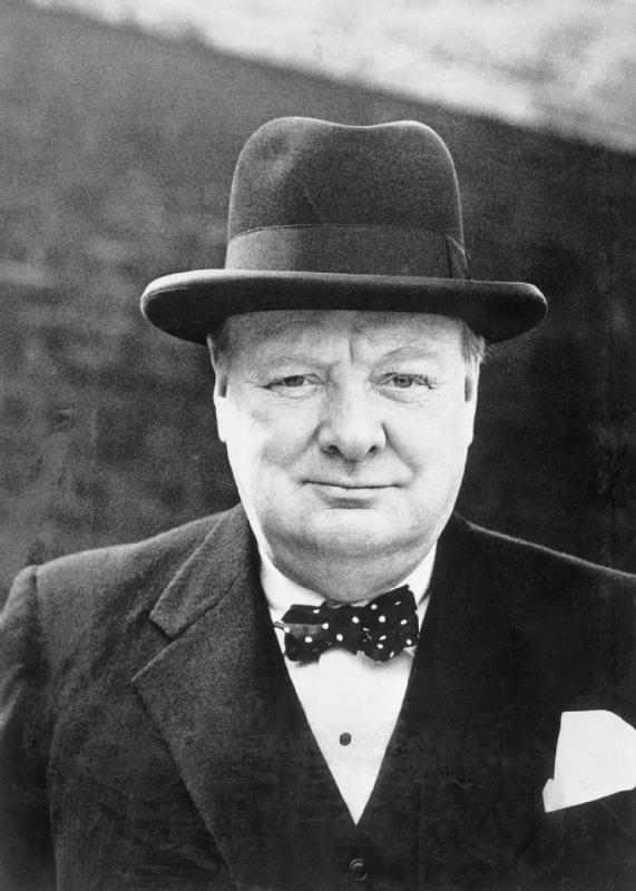 Winston Churchill - Wikimedia Commons