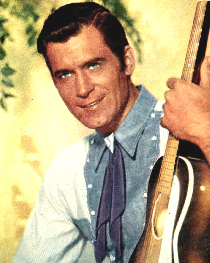 Clint Walker File Clint Walker Cheyenne