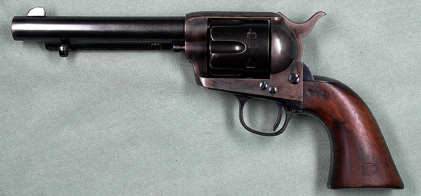 Colt Single Action Army Wikip dia a enciclop dia livre