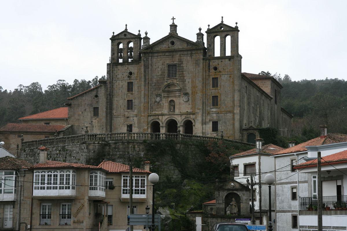 Galego: Convento do Carme. Padrón