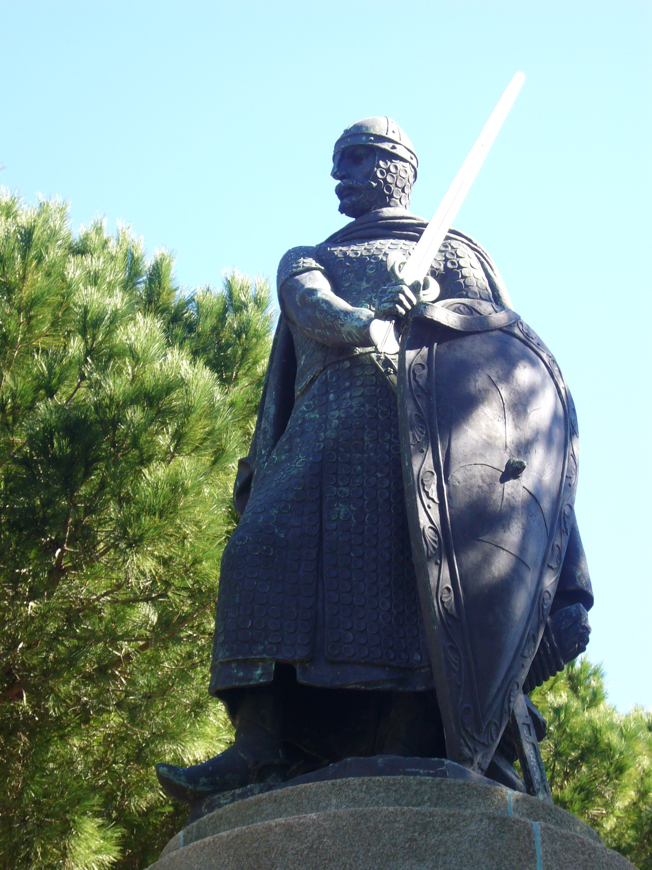 Filed Afonso Henriques The First King Of Portugal Jpg