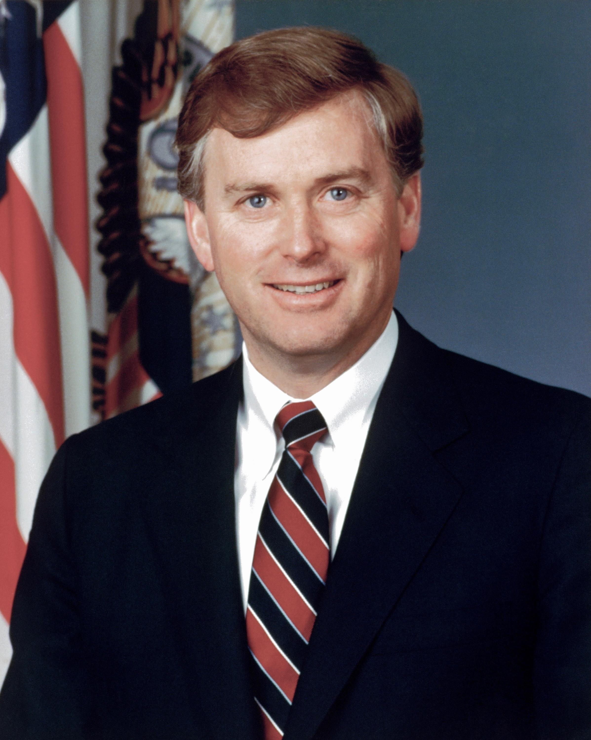 Portrait of Dan Quayle