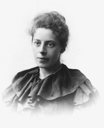 image of Dorothea Klumpke