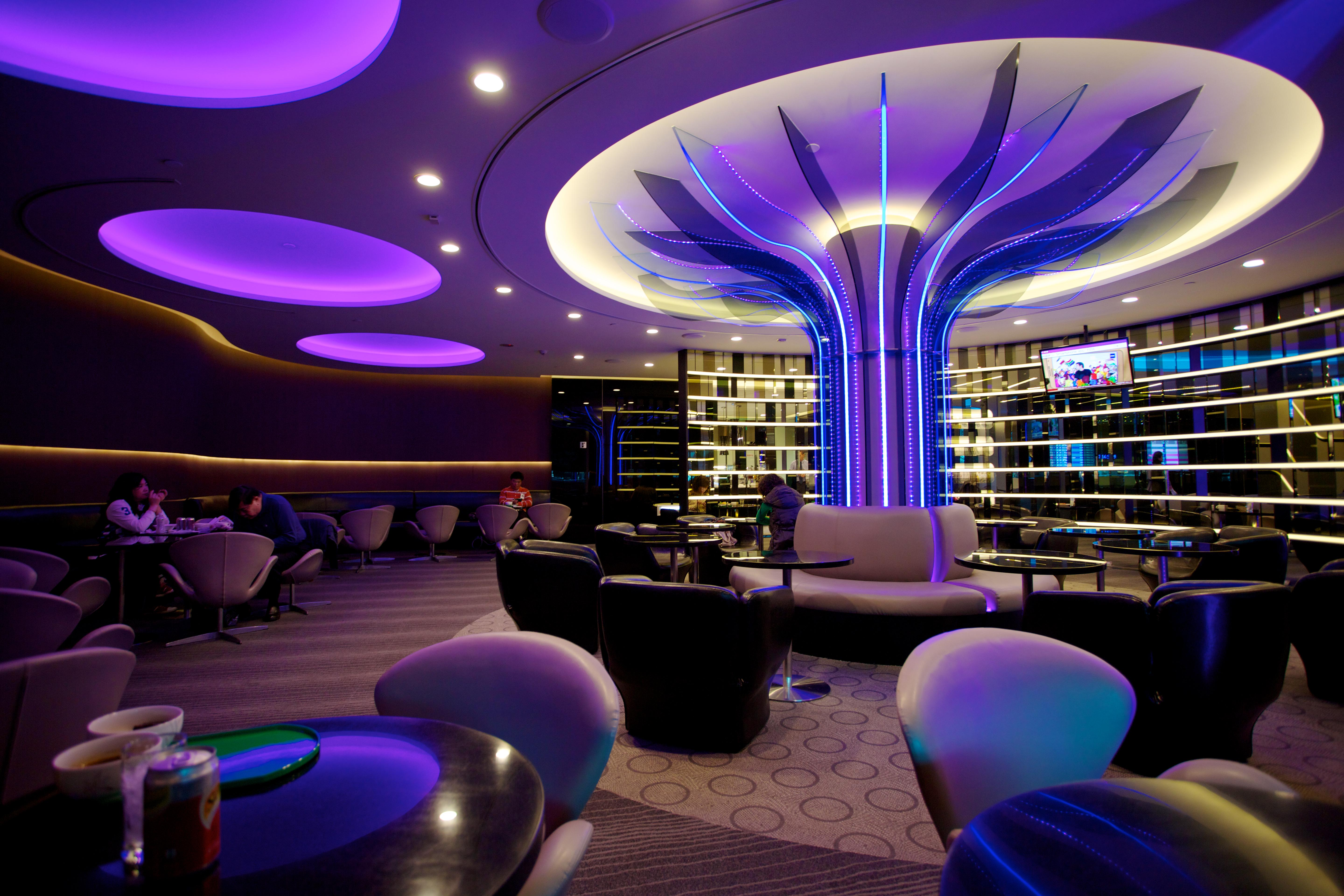 5 Great Business Class Lounges The Wise Traveller
