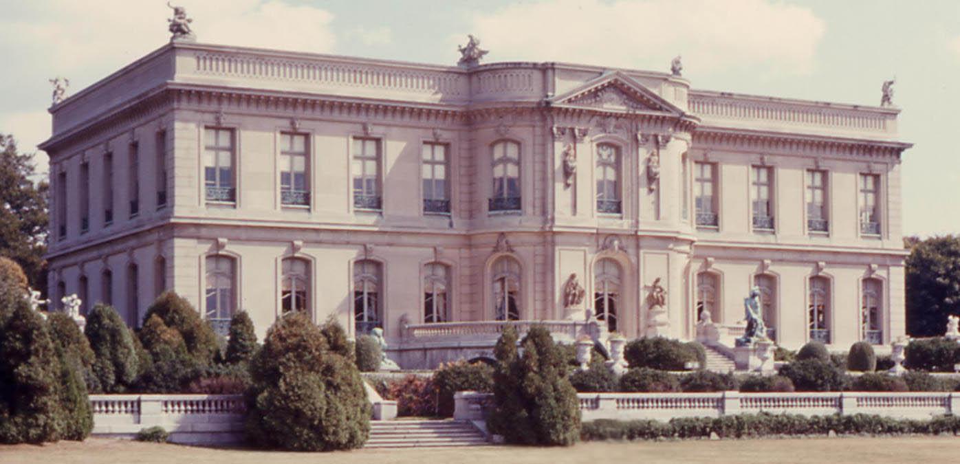 Mansions Of Newport Beach Rhode Island