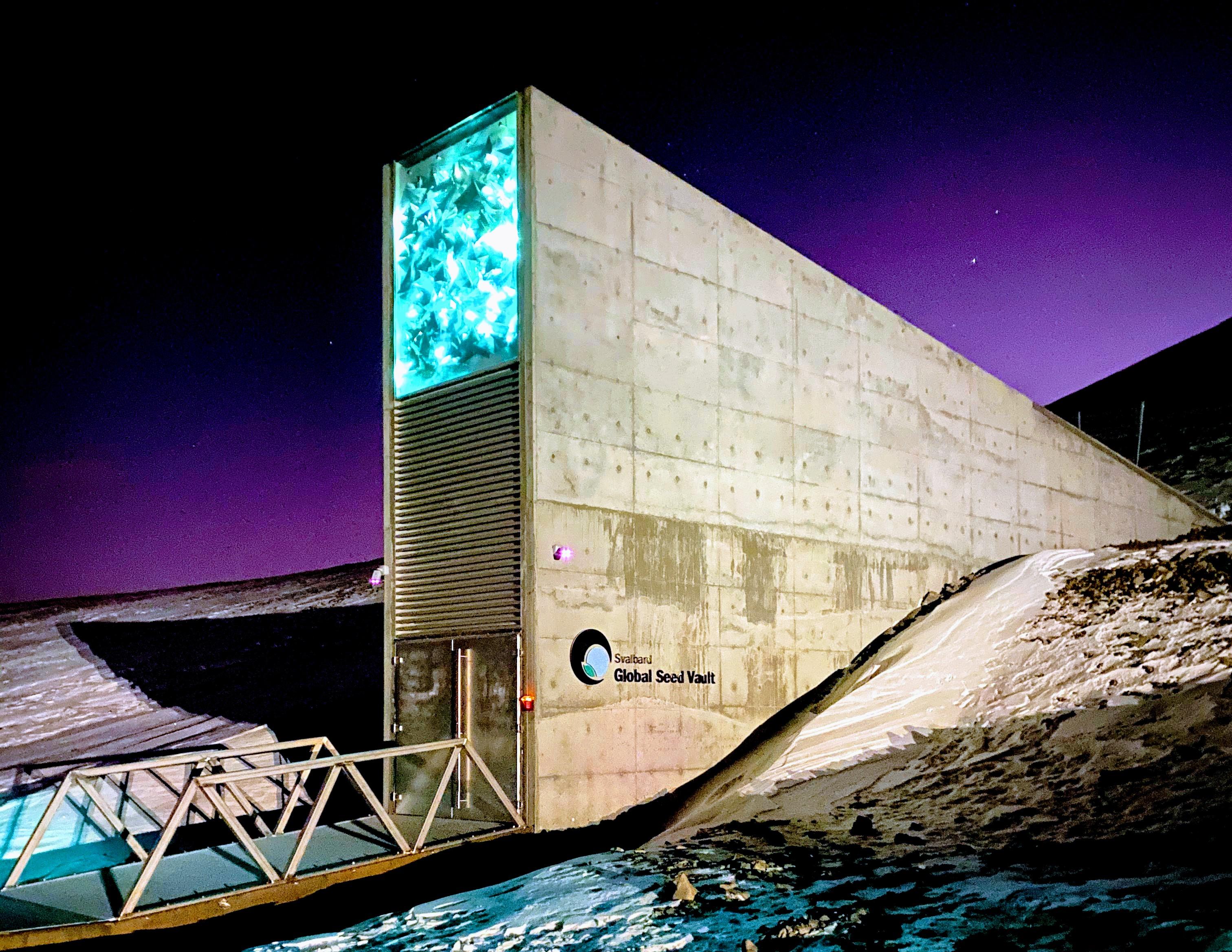 Svalbard Global Seed Vault Wikipedia