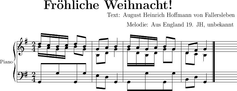 Weihnachtslieder Klaviernoten Kostenlos.Adventskalender 2008 Türchen 24 Wikibooks Sammlung Freier Lehr