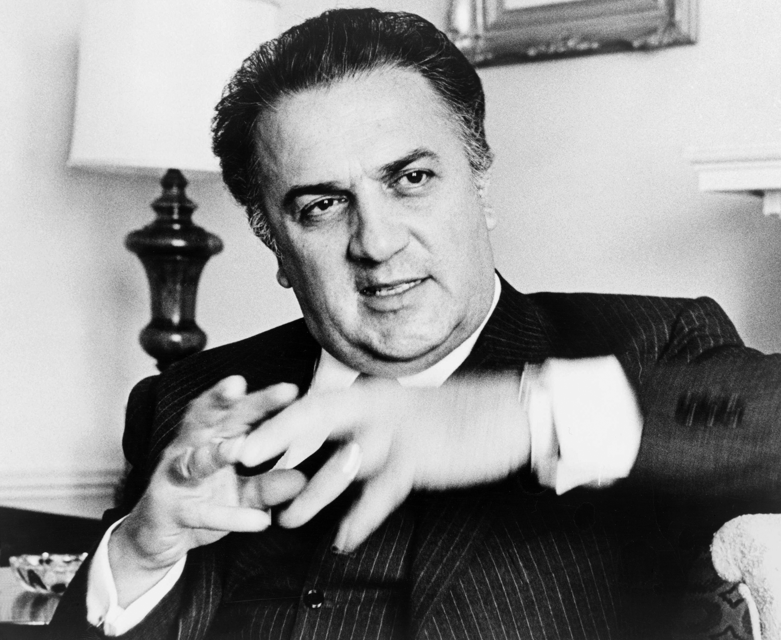 Picture of a movie: Federico Fellini