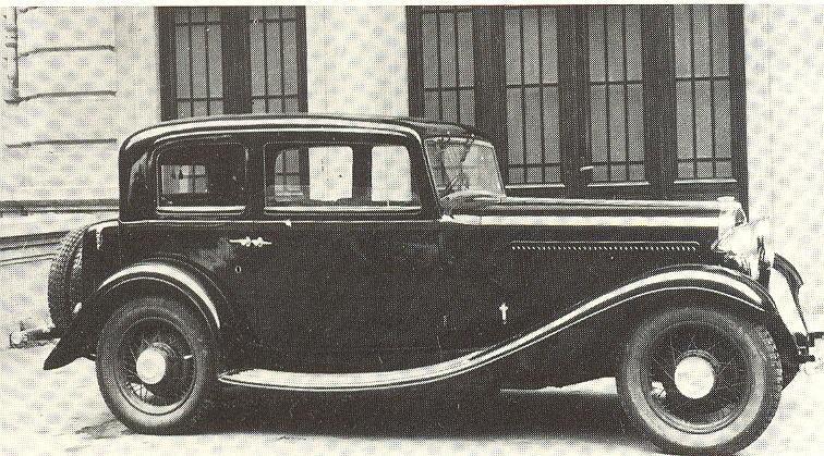 What Is Sedan Car >> Fiat 522 - Wikipedia