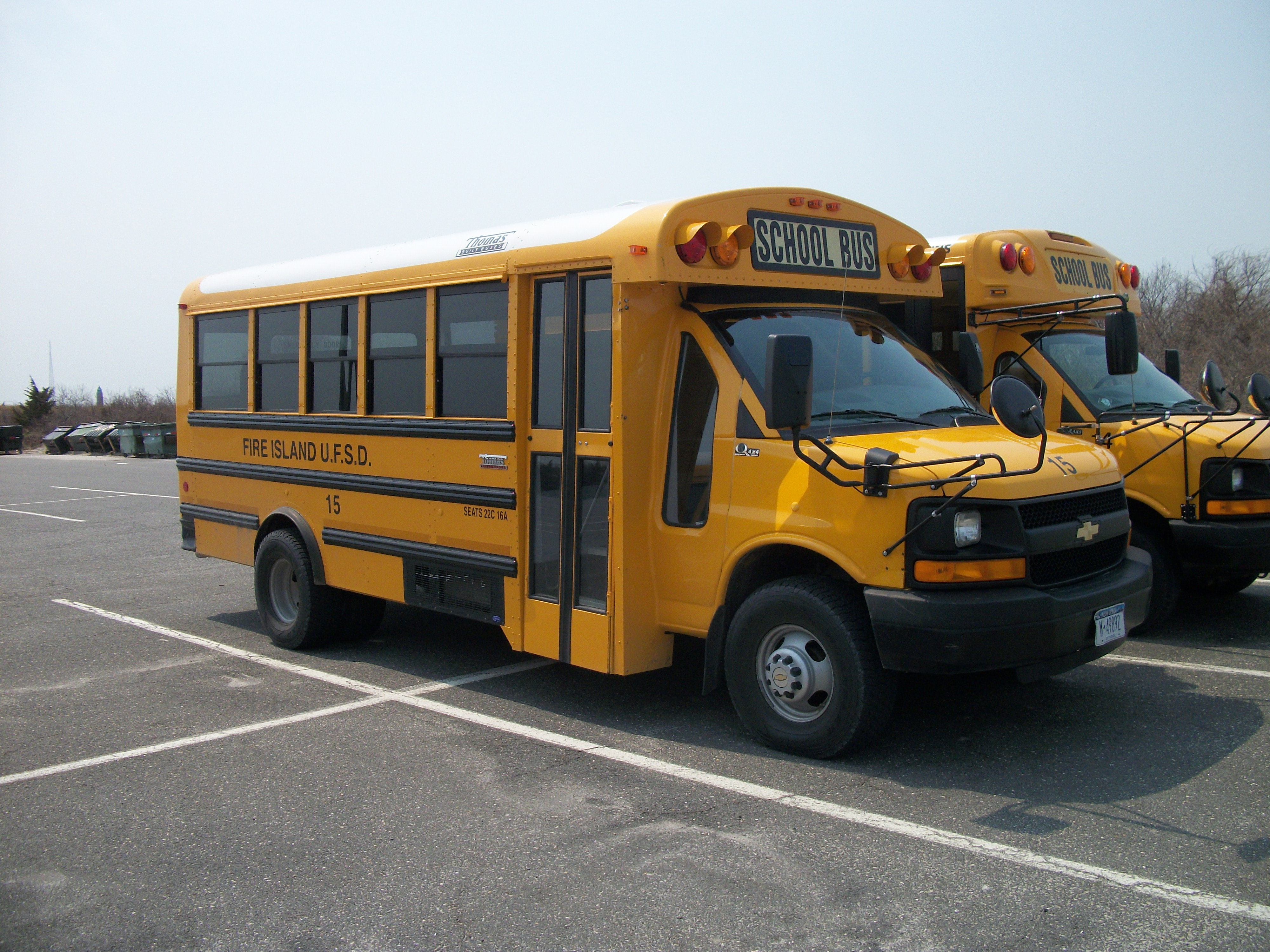 File Fire Island School Bus   Captree State Park 2 on chevy 3500 wiring diagram 1995 under dash