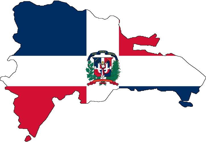 tóng-àn:Flag-map of the Dominican Republic.png