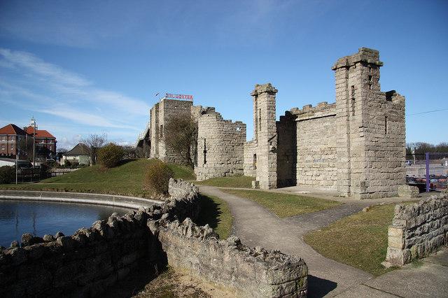 Folly Castle - geograph.org.uk - 1737291