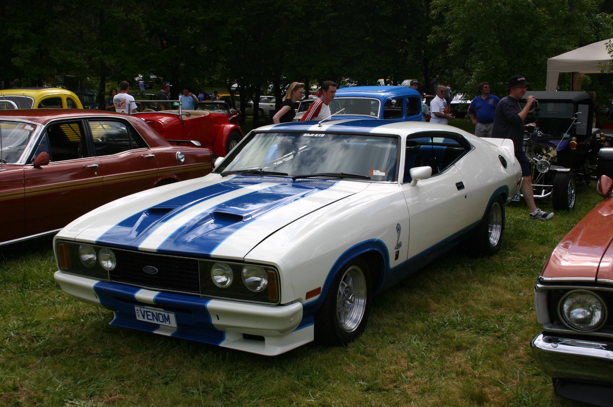 muscle car images