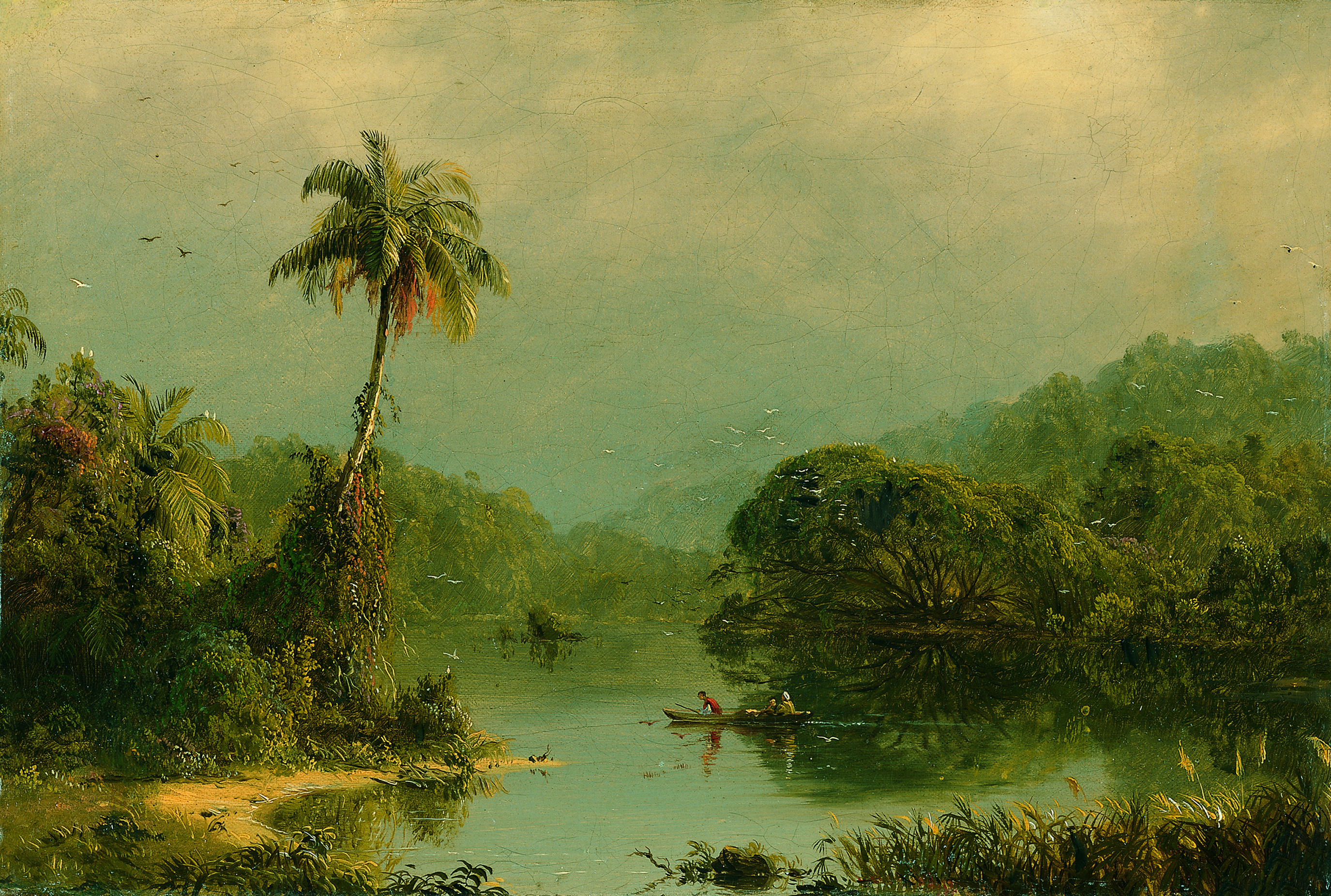 File frederic edwin church tropical for Tropical landscape