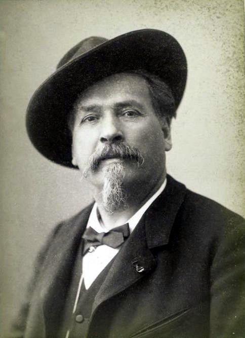 Frederic mistral portrait photo
