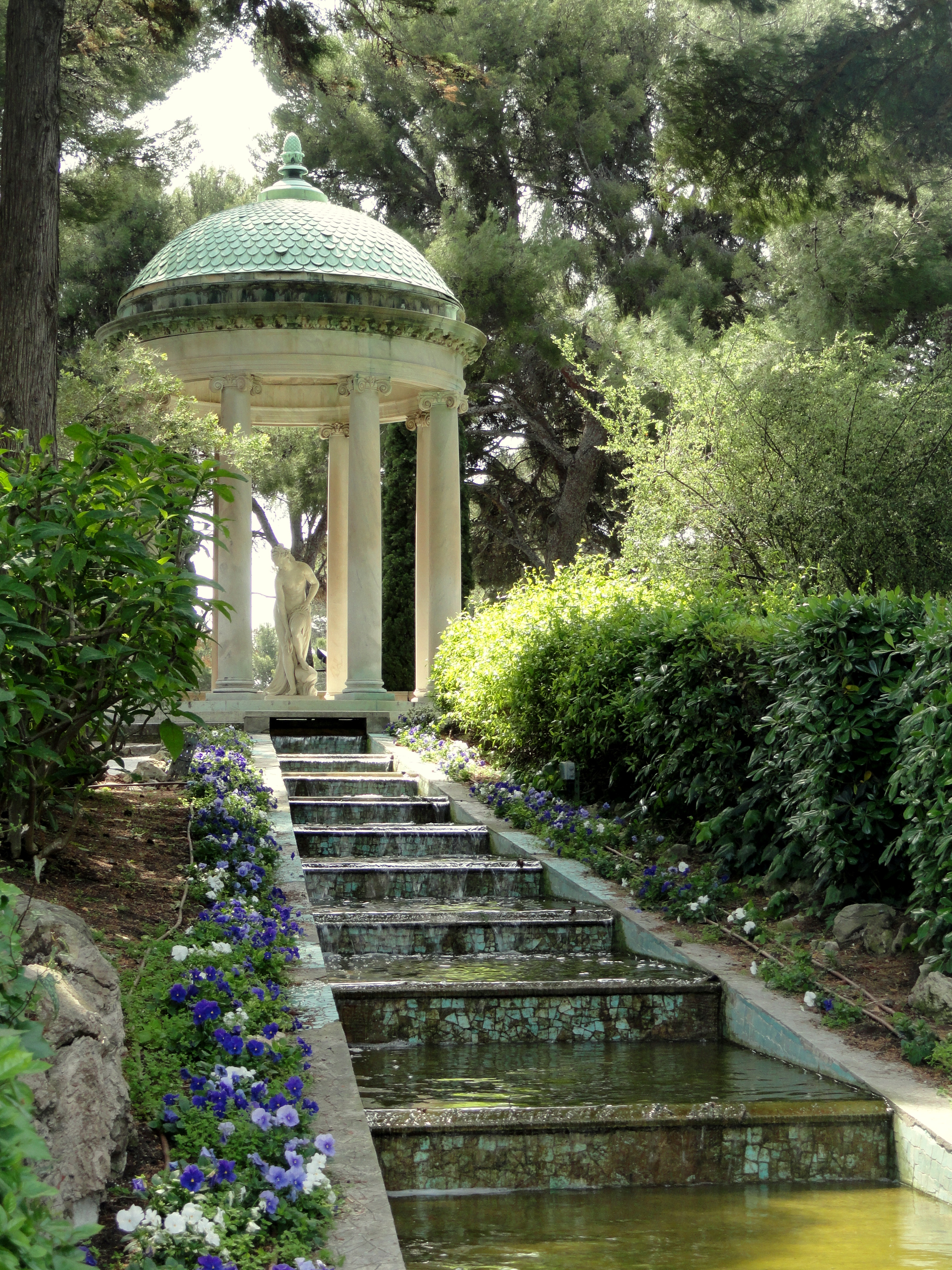 File gardens of the villa ephrussi de rothschild for Villa jardins ephrussi de rothschild