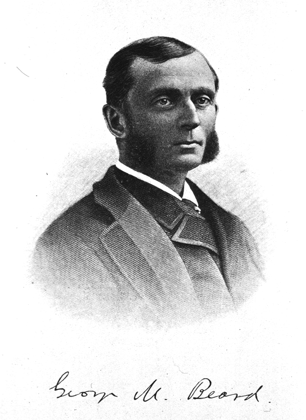 George Miller Beard, M.D.