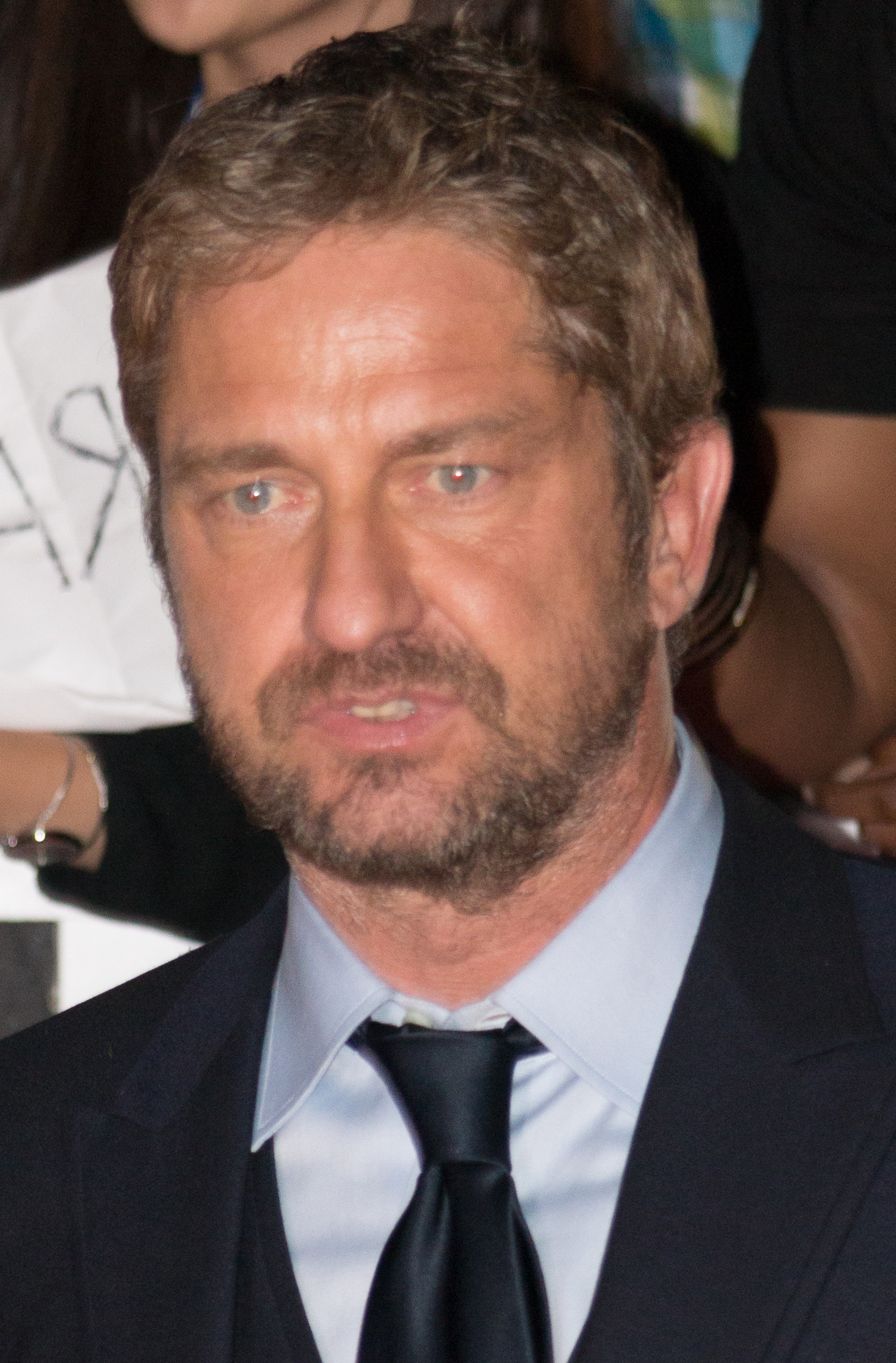 Gerard Butler Wife And Kids gerard butler - wikipedia, the free ... Gerard Butler