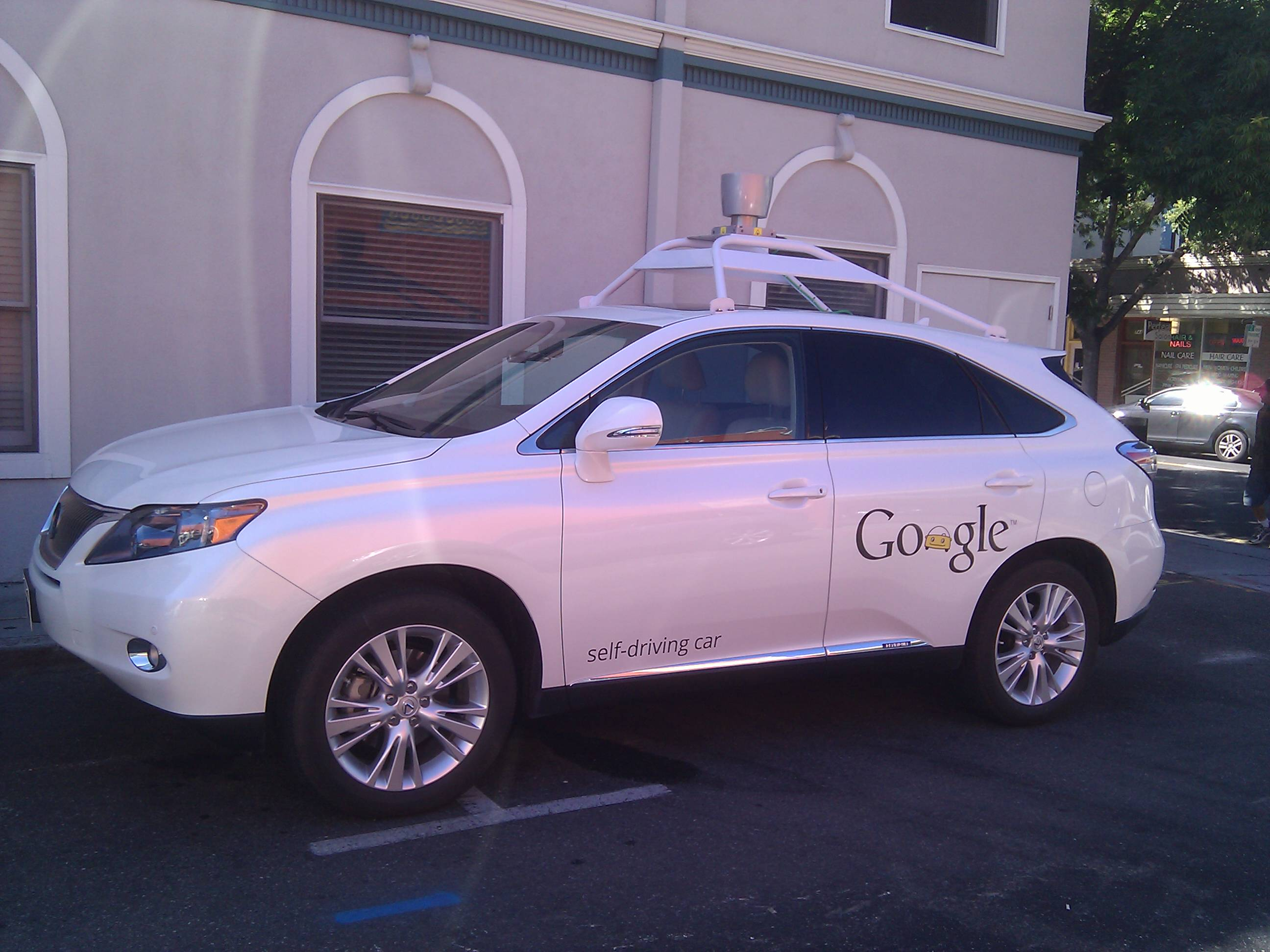 Self Driving Cars Scholarly Articles