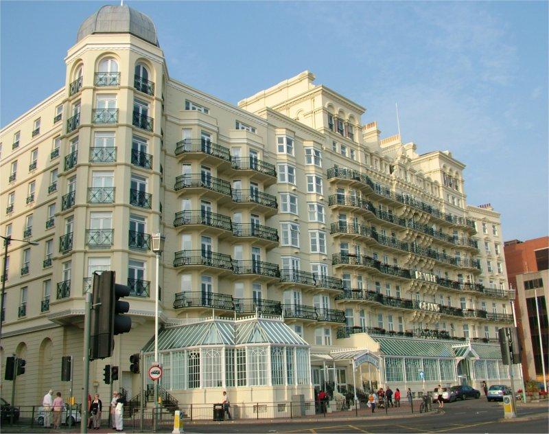 Grand Hotel Brighton Afternoon Tea Vouchers