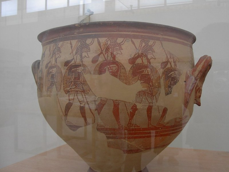 Warrior Vase Wikipedia