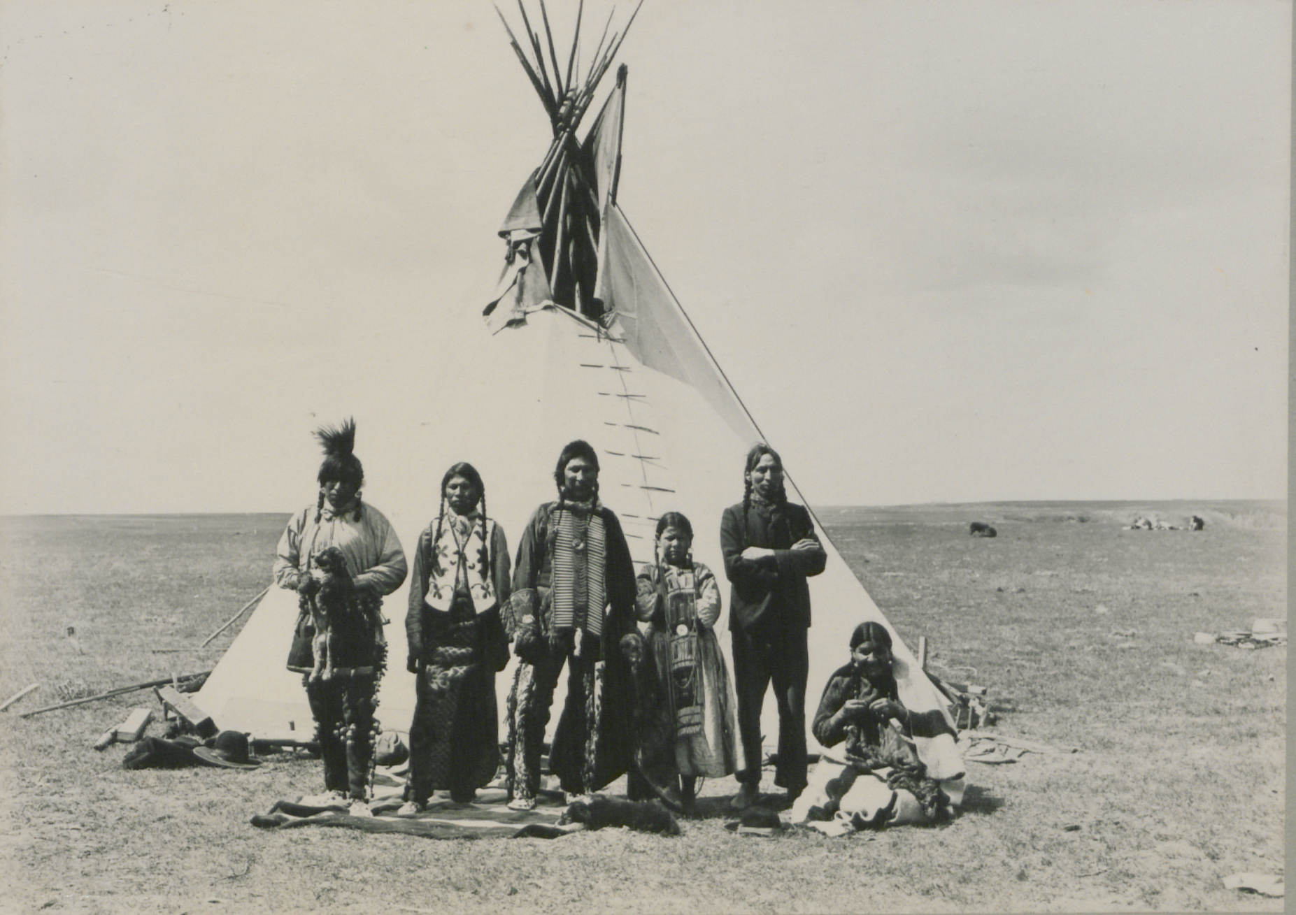 an introduction to the cree a group of native american people Ap® united states history: white-native american contact in early american history 2008 editor's introduction american history with native people at its center before the end of his life.