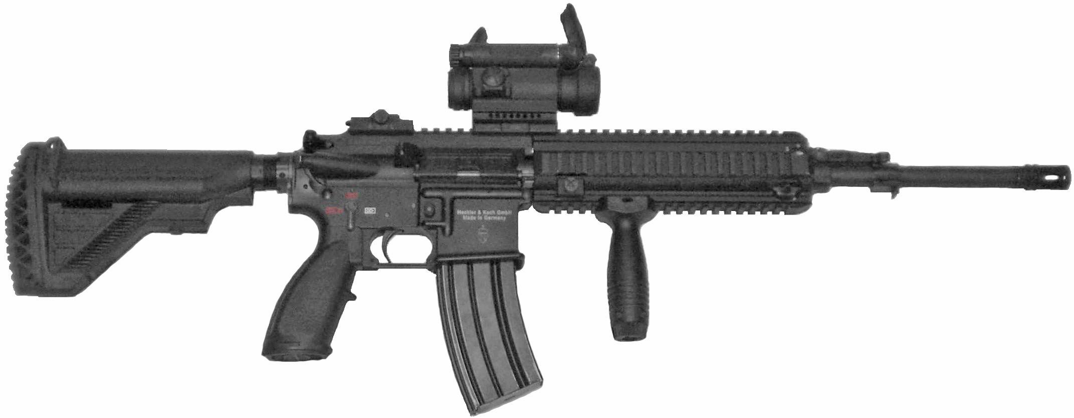 H&K HK416 - Wikiwand