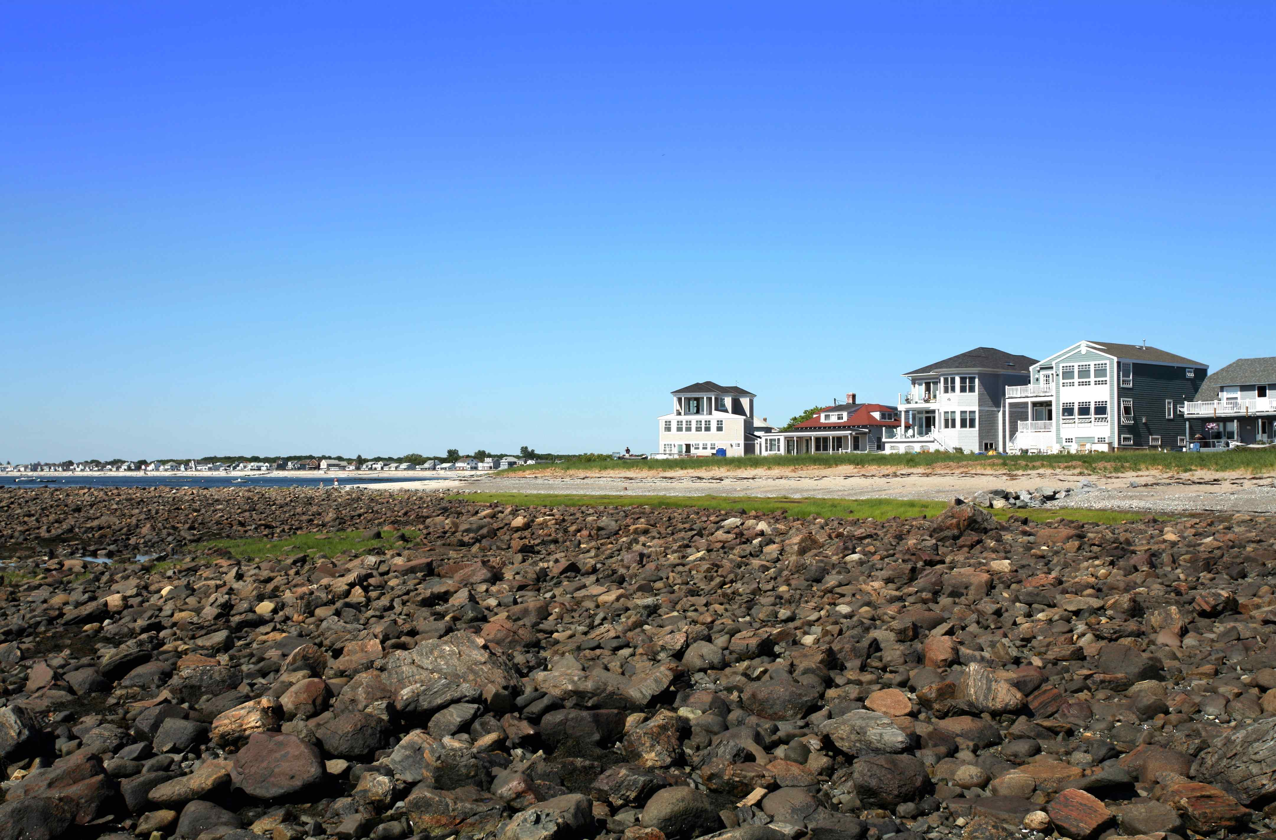 File Hampton Beach New Hampshire Low Tide Panoramio Jpg