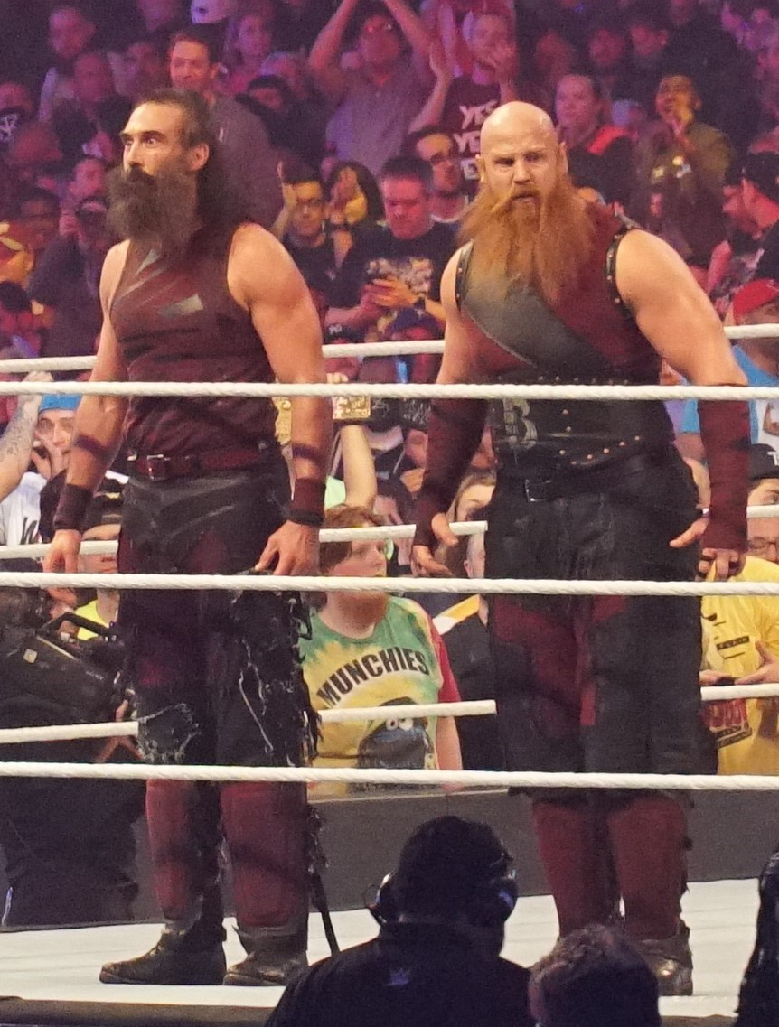Luke Harper And Erick Rowan Wikipedia