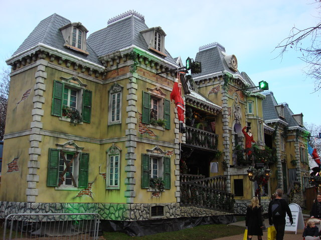 Haunted House London Tours