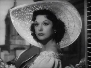 Hedy Lamarr in A Lady Without Passport trailer 3