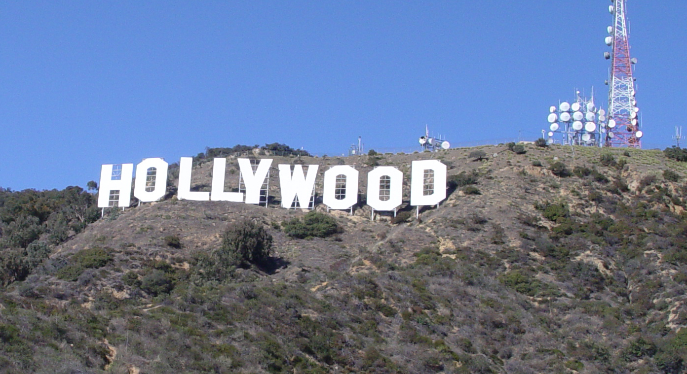 Hollywood sign; image Sten Rüdrich
