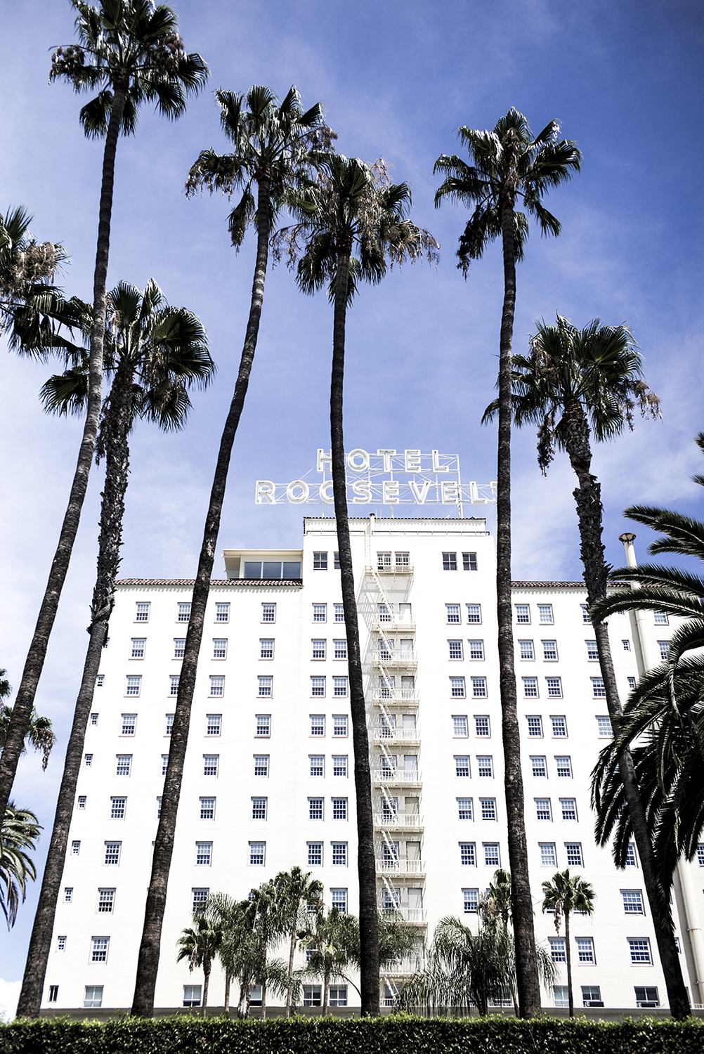 The Hollywood Roosevelt Hotel - Wikipedia