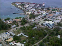 Honiara Place in Honiara Town, Solomon Islands