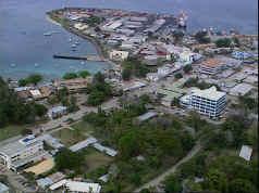 Honiara – Veduta