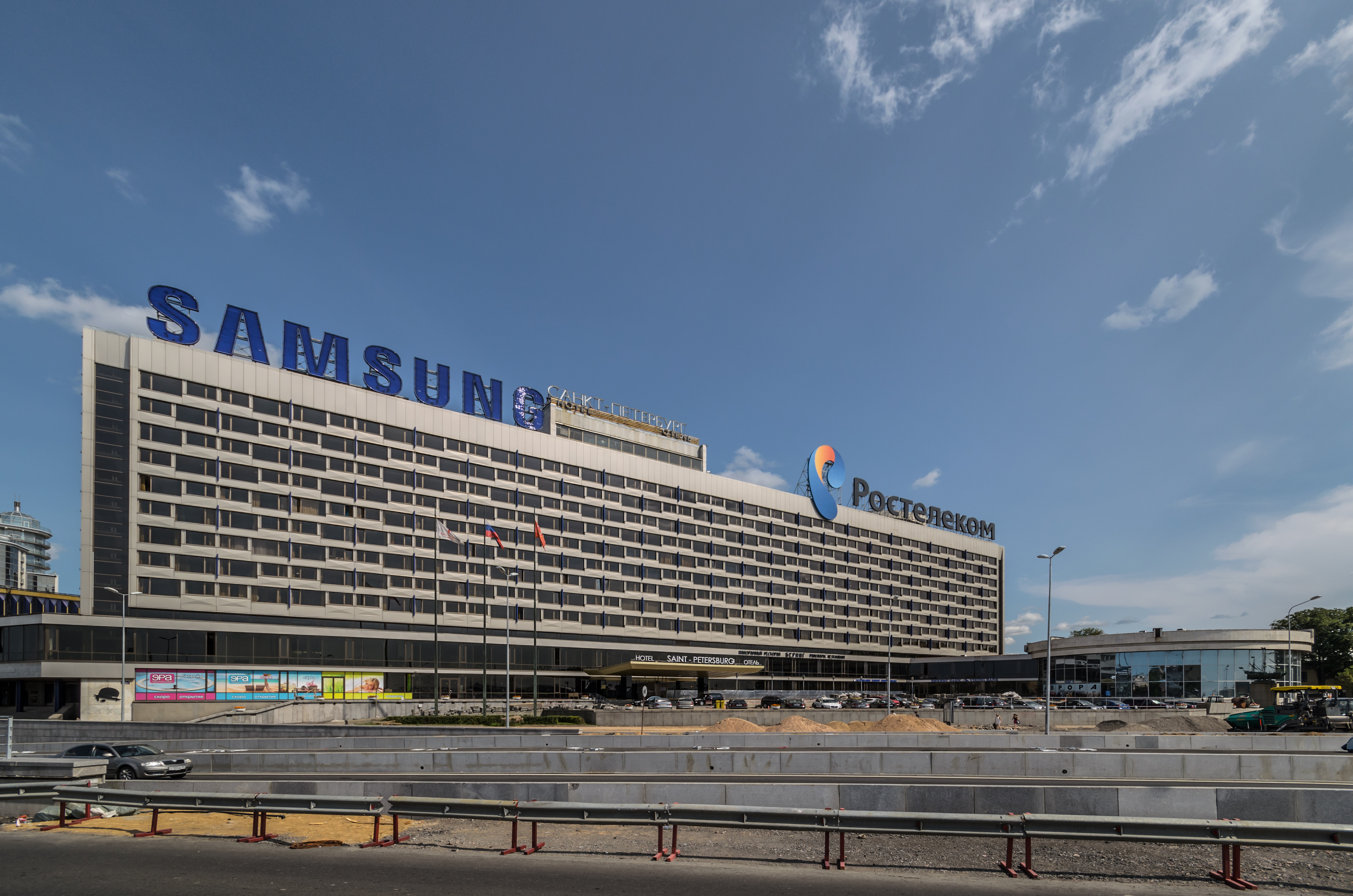 St Petersburg Hotels Downtown