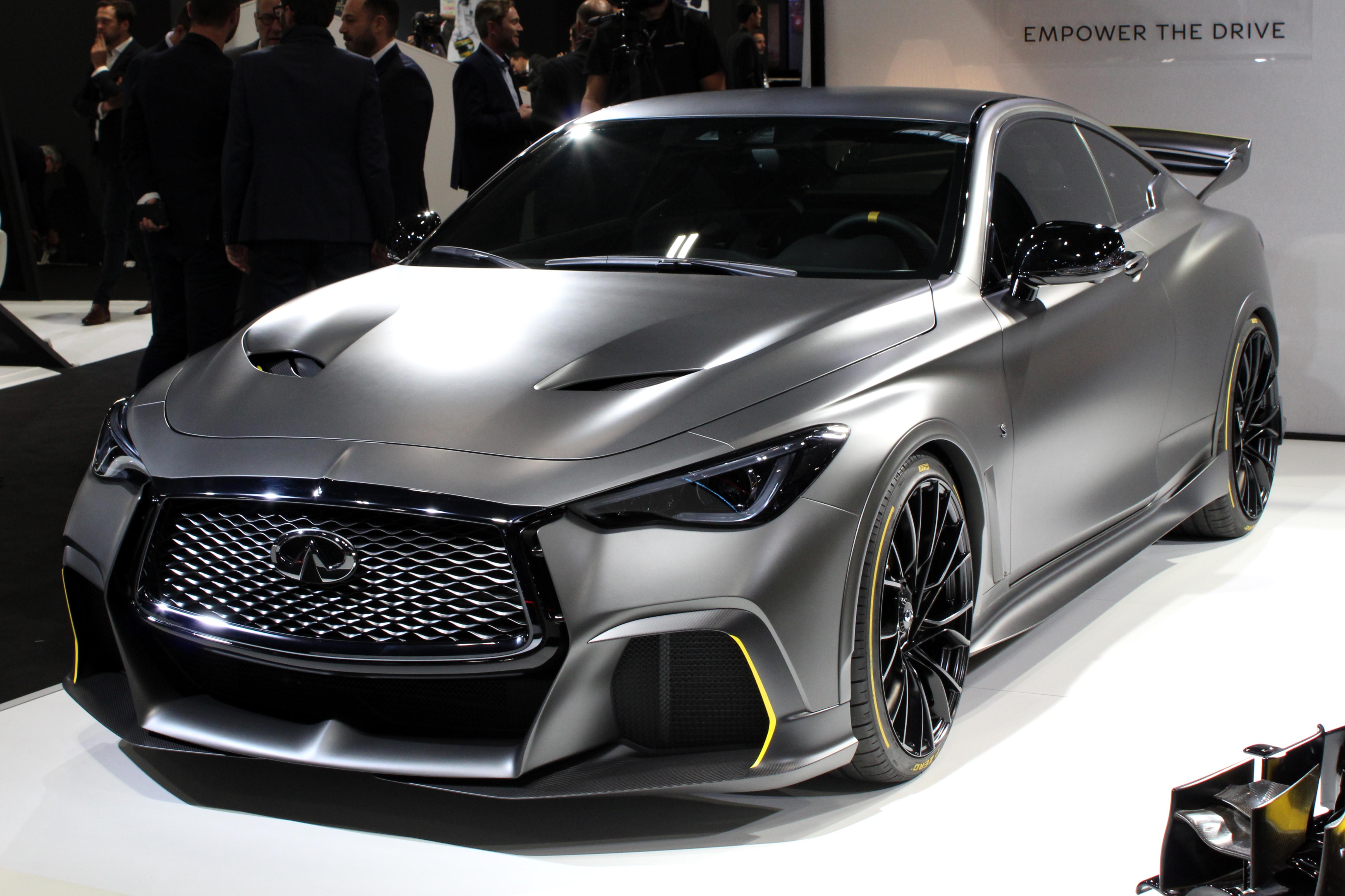 File:Infiniti Q60 Project Black S, Paris Motor Show 2018 ...