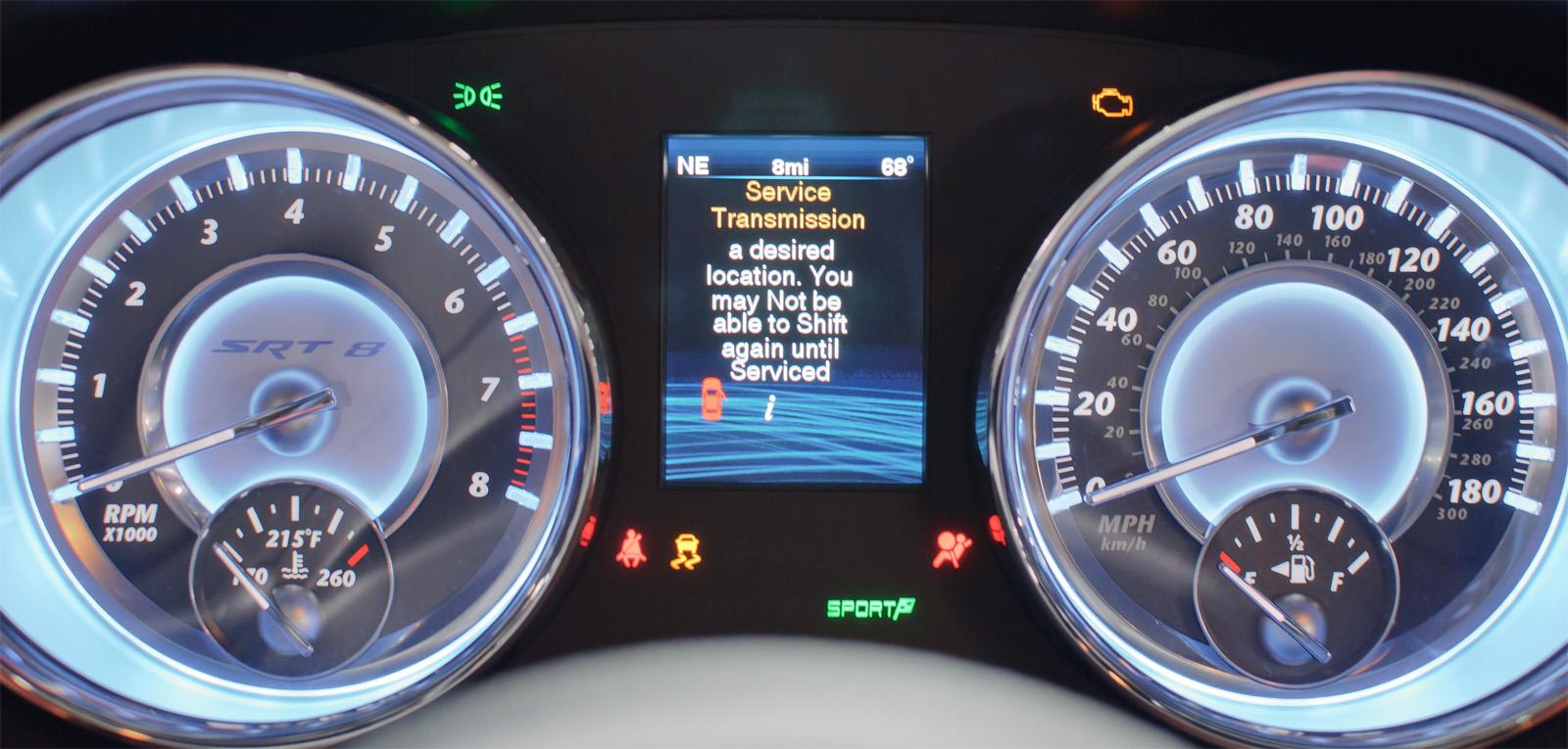 File Instrument Cluster Chrysler 300 Srt 8 Us Flickr