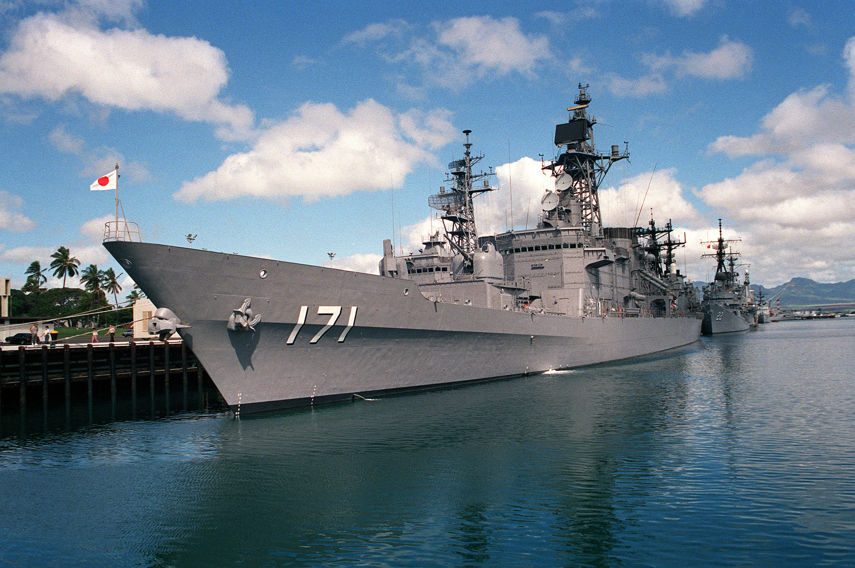 Hatakaze Class Destroyer Military Wiki Fandom Powered