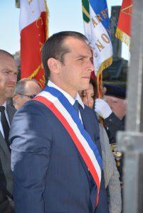 Joris Hébrard French politician
