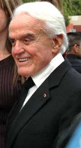 Jack Valenti, former President, Motion Picture...