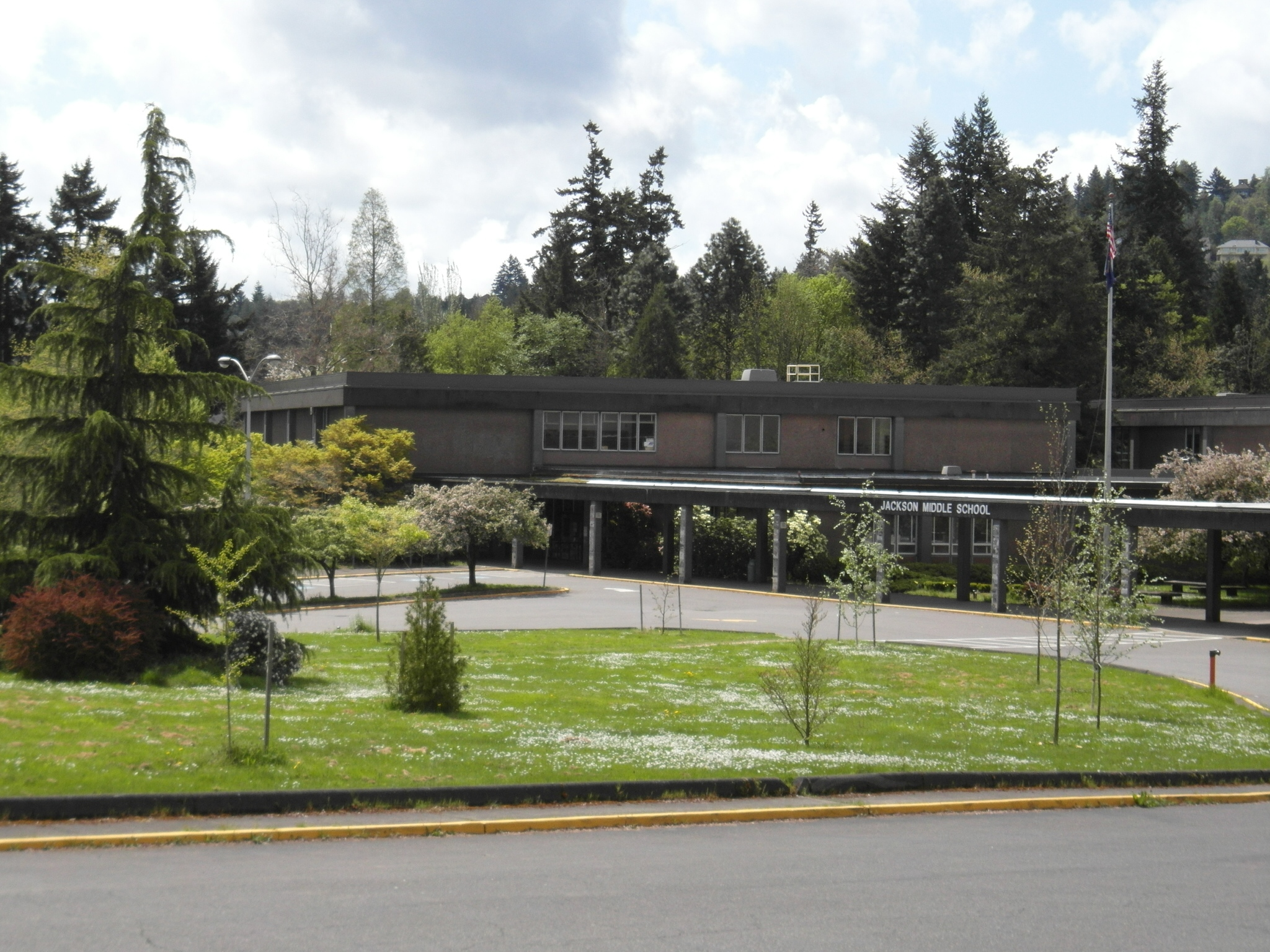 Jackson High School Portland Oregon Wikipedia