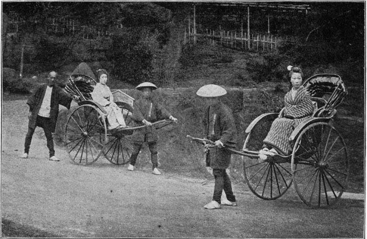 Riquexó japonês, 1897
