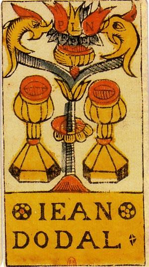 Histoire Des Cartes De Tarot