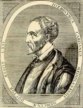 Cardano, Girolamo (ca. 1501-1576)