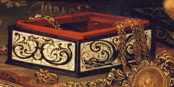 inherited jewelry