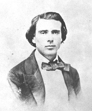 Image of Josiah Gregg from Wikidata