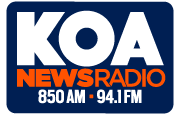 KOA (AM) Clear-channel news/talk radio station in Denver