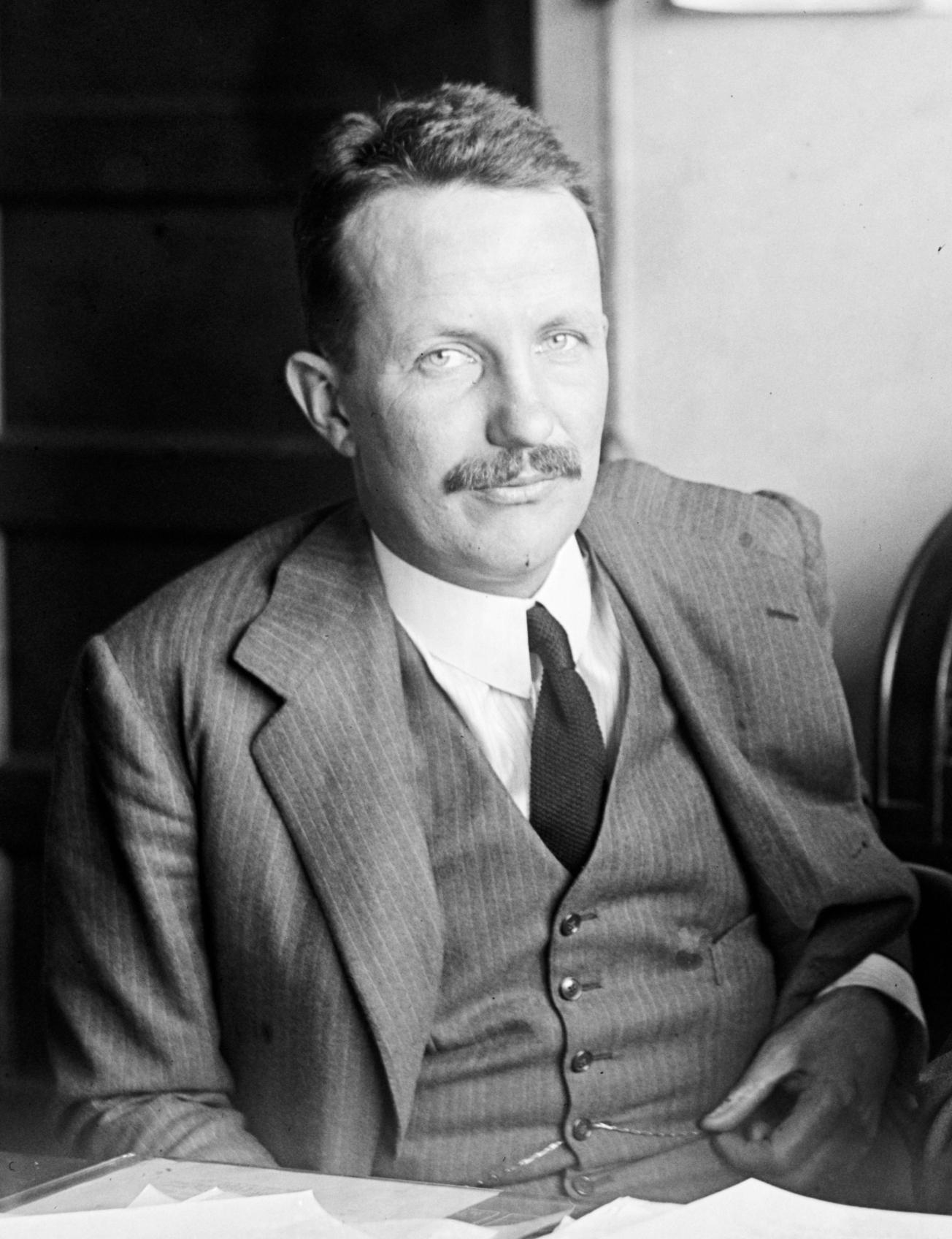 Image of Kermit Roosevelt from Wikidata