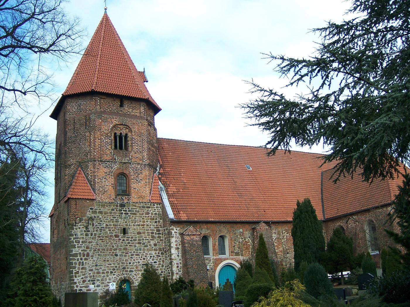 Achim Germany  city photos gallery : Kirche Achim Weser Wikipedia, the free encyclopedia